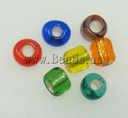 Mixed Glass Seed Beads