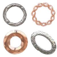 Copper Coated Plastic Linking Ring