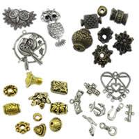 Zinklegering sieraden onderdelen