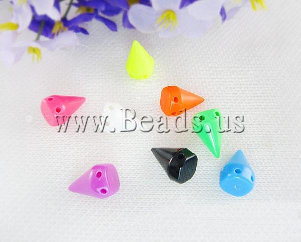 Mixed Acrylic Beads