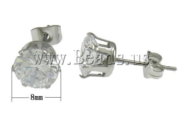 304 Stainless Steel Stud Earring