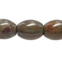 Bronza akmens karoliukai
