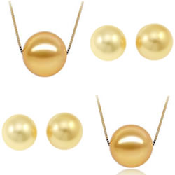 Akoya Cultured Pearl Beads