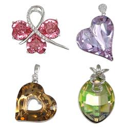 CRYSTALLIZED™ Crystal Hangers