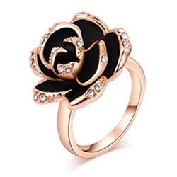 Zinc Alloy Finger Ring