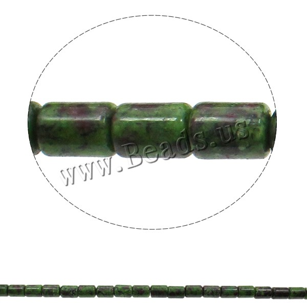 Ruby in Zoisite Beads