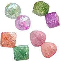 Crackle Quartz Beads