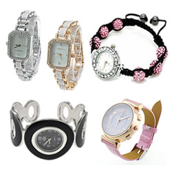 Dames horloges collectie
