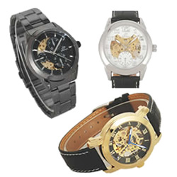 Horloges heren collectie