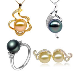 Natural Akoya Cultured Pearl Jewelry