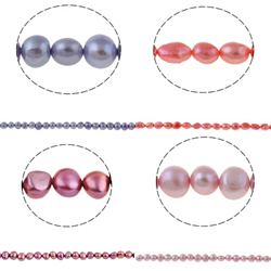 Baroque Cultured Freshwater Pearl Beads