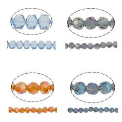 Koraliki z kryształów CRYSTALLIZED™ego