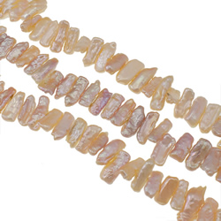 Biwa Cultured Freshwater Pearl Beads