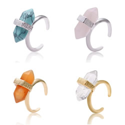 Gemstone Finger Ring