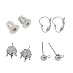 Roestvrij staal Earring Bevindingen