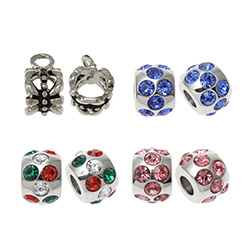 Stainless Steel Jewelry Beads