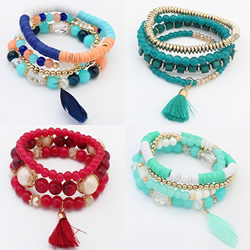 Beads Multilayer Bracelets
