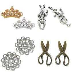 Cabochons Jewelry Alloy Sinc