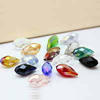 Teardrop Crystal Beads