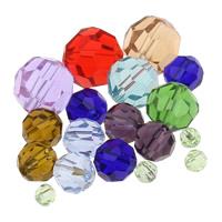 "Apvalūs ""Crystal Beads"