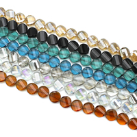 Twist Crystal Beads