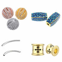 925 Sterling Silver Jewelry Beads