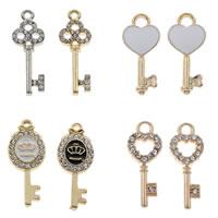 Zinklegering Key Hangers