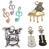 Zinklegering muziekinstrument hangers