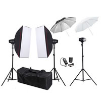 Mini Photo Studio Set