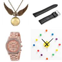 Fashion Watch & Clock