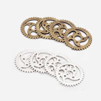 Zinc Alloy Jewelry Washers