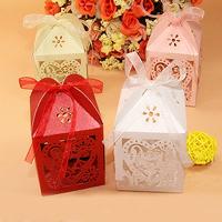 Wedding Candy Box