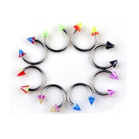 Stainless Steel Nose Piercing Jewelry