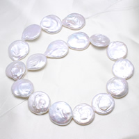 Coin Cultured Freshwater Pearl Beads
