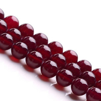 Natural Rose Agate Beads