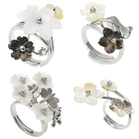 Shell Finger Rings
