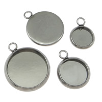 Stainless Steel Pendant Setting