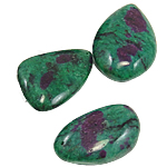 Natural Zoisite Pendant, mixed shape, 30-49mm, Hole:Approx 1mm, 30PCs/Bag, Sold by Bag
