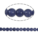 Crackle Glass Beads, Round, purple, 10mm, Hole:Approx 2mm, Length:Approx 31 Inch, 10Strands/Bag, Sold By Bag