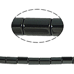 Magnetic Hematite Beads, 5x8mm, Hole:Approx 1mm, Length:15.5 Inch, 10Strands/Lot, Sold by Lot