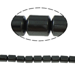 Magnetic Hematite Beads, 4x5mm, Hole:Approx 1mm, Length:15.5 Inch, 10Strands/Lot, Sold by Lot