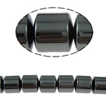 Magnetic Hematite Beads, 12x12mm, Hole:Approx 1.5mm, Length:15.5 Inch, 10Strands/Lot, Sold by Lot