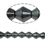 Magnetic Hematite Beads, 10x10mm, Hole:Approx 1.5mm, Length:15.5 Inch, 10Strands/Lot, Sold by Lot