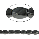 Magnetic Hematite Beads, 6x9mm, Hole:Approx 1.5mm, Length:15.5 Inch, 10Strands/Lot, Sold by Lot