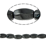 Magnetic Hematite Beads, 7x12mm, Hole:Approx 1.5mm, Length:15.5 Inch, 10Strands/Lot, Sold by Lot