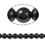 Magnetic Hematite Beads, 12x12mm, Hole:Approx 1mm, Length:15.5 Inch, 10Strands/Lot, Sold by Lot