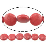 Natural Coral Beads, 12.50x6mm, Hole:Approx 1mm, approx 32PCs/Strand, Sold per approx 15 Inch Strand
