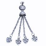 Zinc Alloy Chain Tassel, antique silver color plated, nickel, lead & cadmium free, 73x12x8mm, Hole:Approx 2.5mm, Length:2.8 Inch, Sold By PC