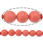 Natural Coral Beads, 12mm, Hole:Approx 1.2mm, Length:15 Inch, 10Strands/Lot, Sold by Lot