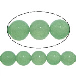 Natural Jade Beads Jade White Round smooth green 8mm Hole:Approx 1.5mm Length:Approx 15 Inch 20Strands/Lot Approx 46PCs/Strand